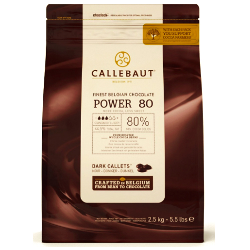 Cobertura Chocolate 80 Cal