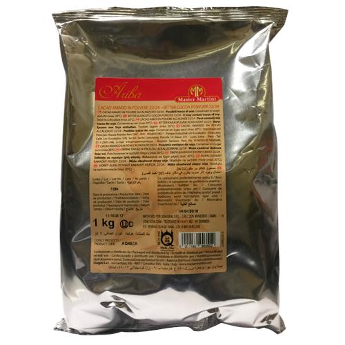 Cacao Amargo en Polvo 100%