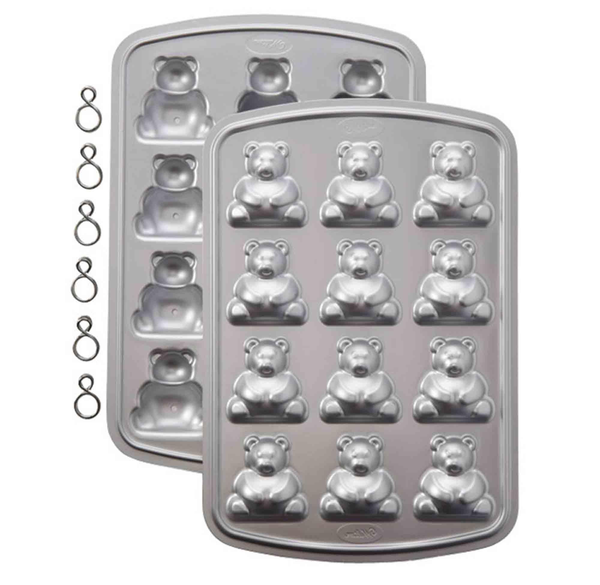 Molde 3D Mini Oso