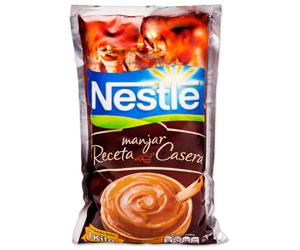 Manjar marca Nestle Receta