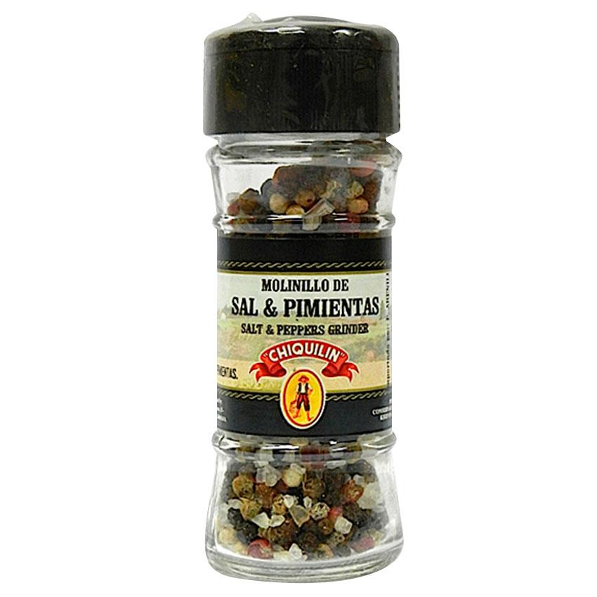 Molinillo de Sal & Pimient