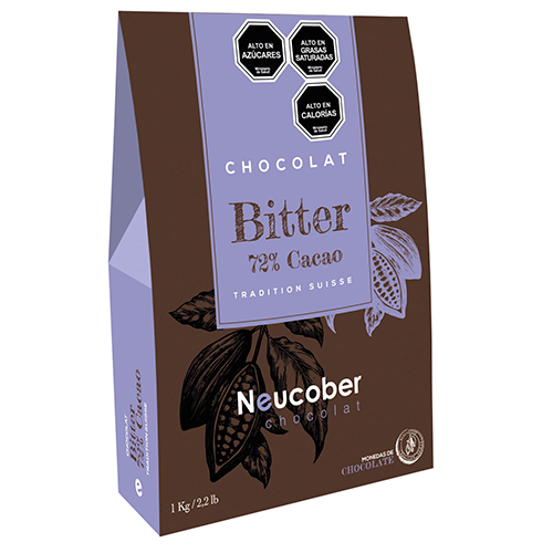 Cobertura Chocolate Bitter