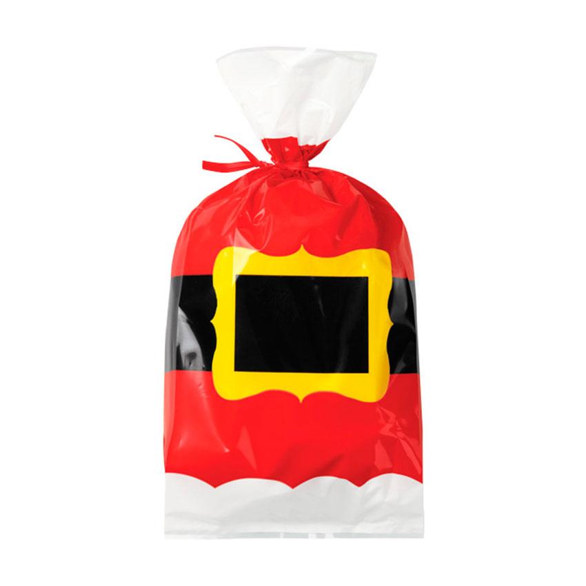 Bolsa navideña Santa