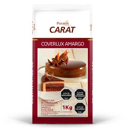 Cobertura Coverlux Amargo