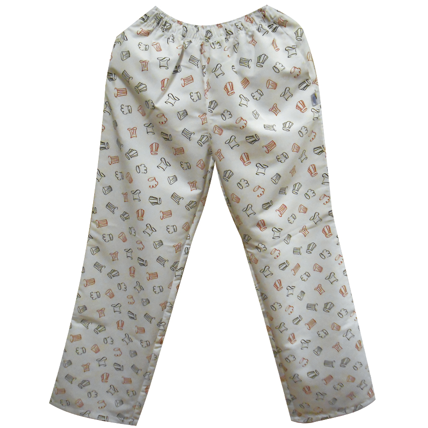 Pantalón Unisex Blanco co