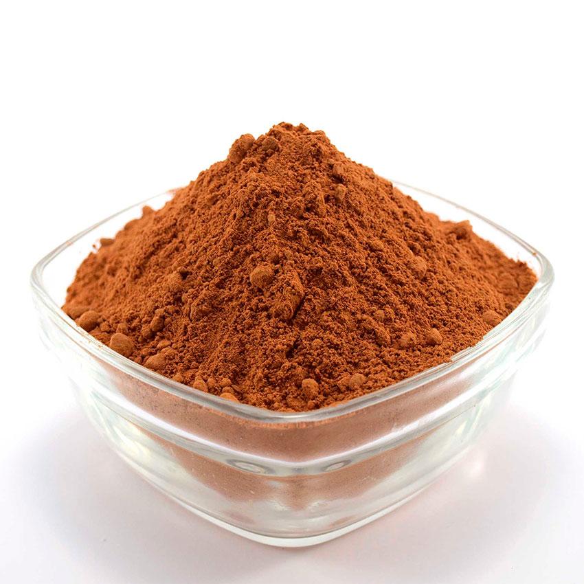 Cacao en polvo alkalino ec