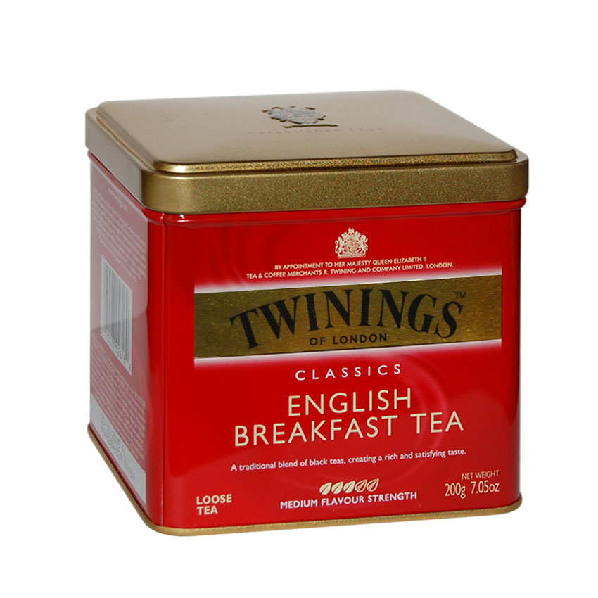 Té Negro English Breakfas