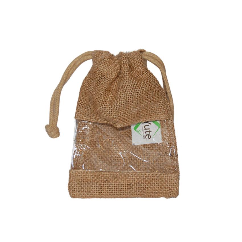 Bolsa saco con plástico P