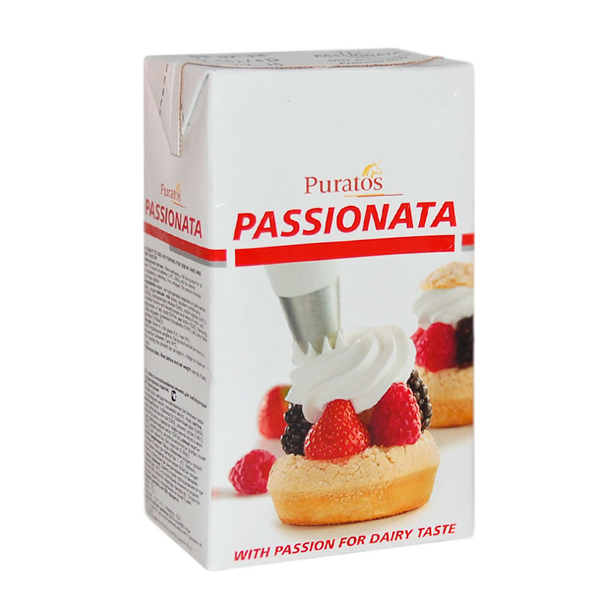 Crema Vegetal PASSIONATA -