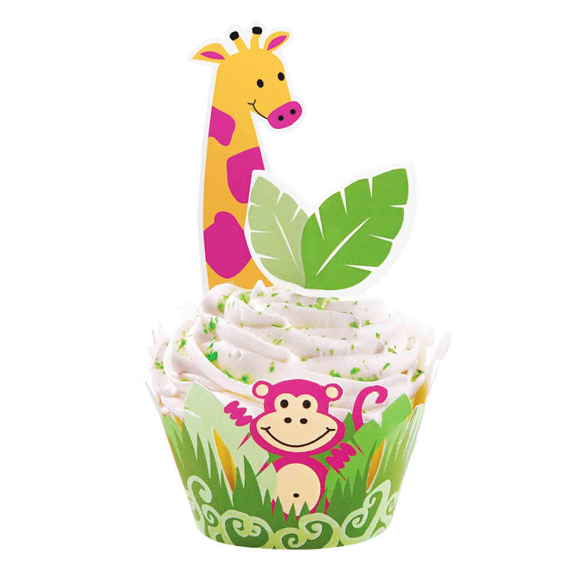 Porta Cupcakes Diseño Jun