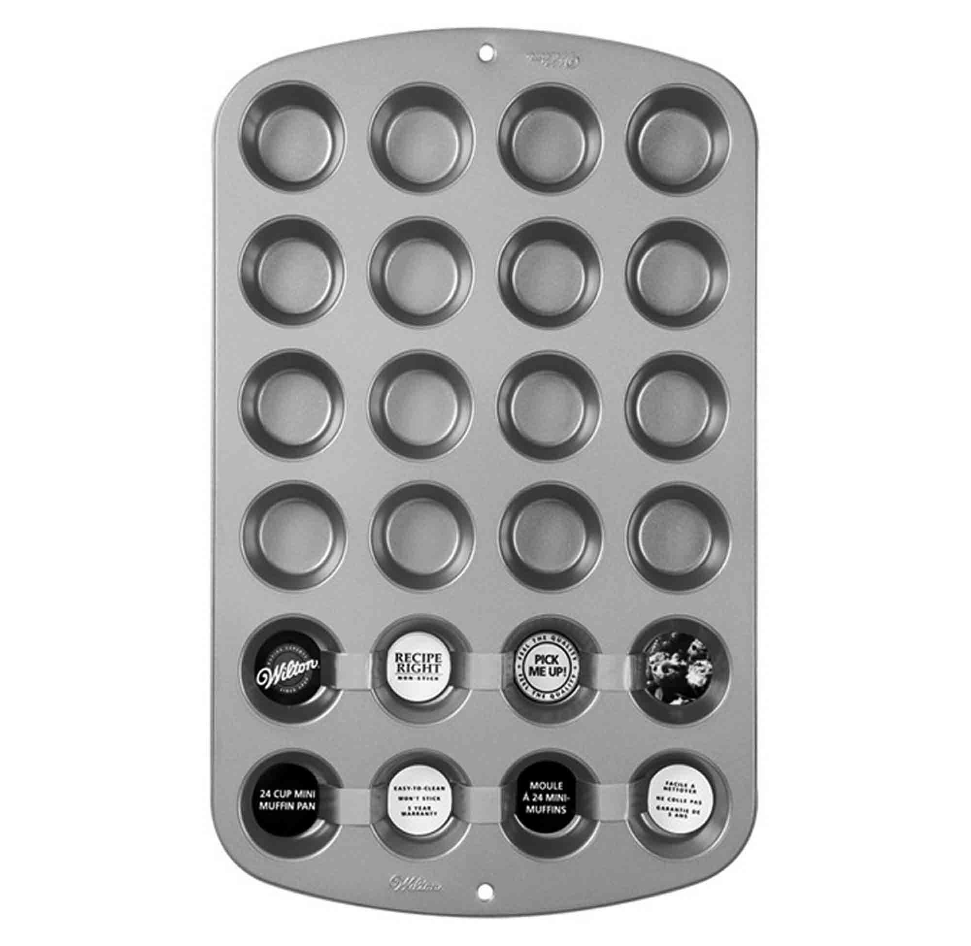 Molde Copa Mini Muffin Pan