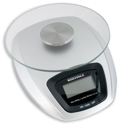 Balanza digital siena 1 0 para la cocina cherry chile for Balanza cocina 0 1 g