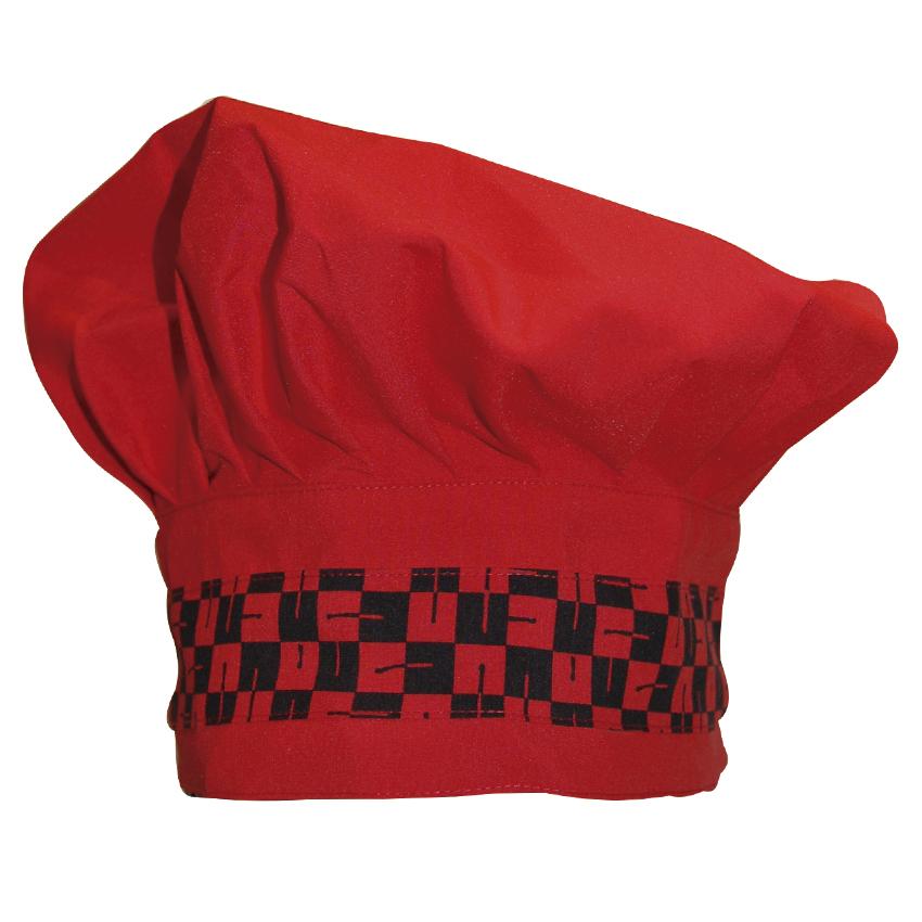 Gorro Unisex Rojo Ajustabl