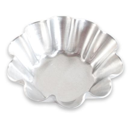 Molde Mini Tartaleta Rizad