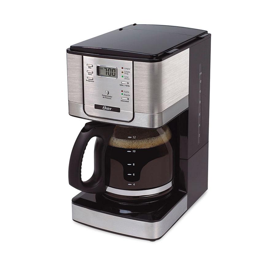 Cafetera programable de 12