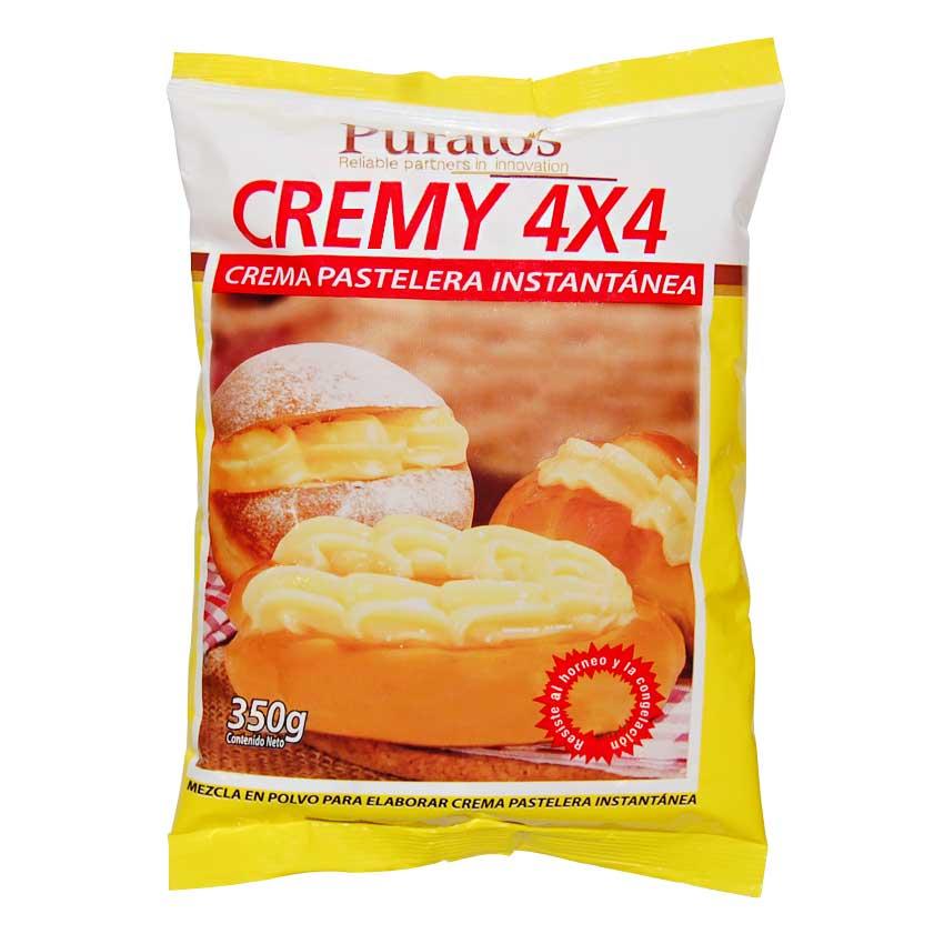 Crema Pastelera Cremy 4X4