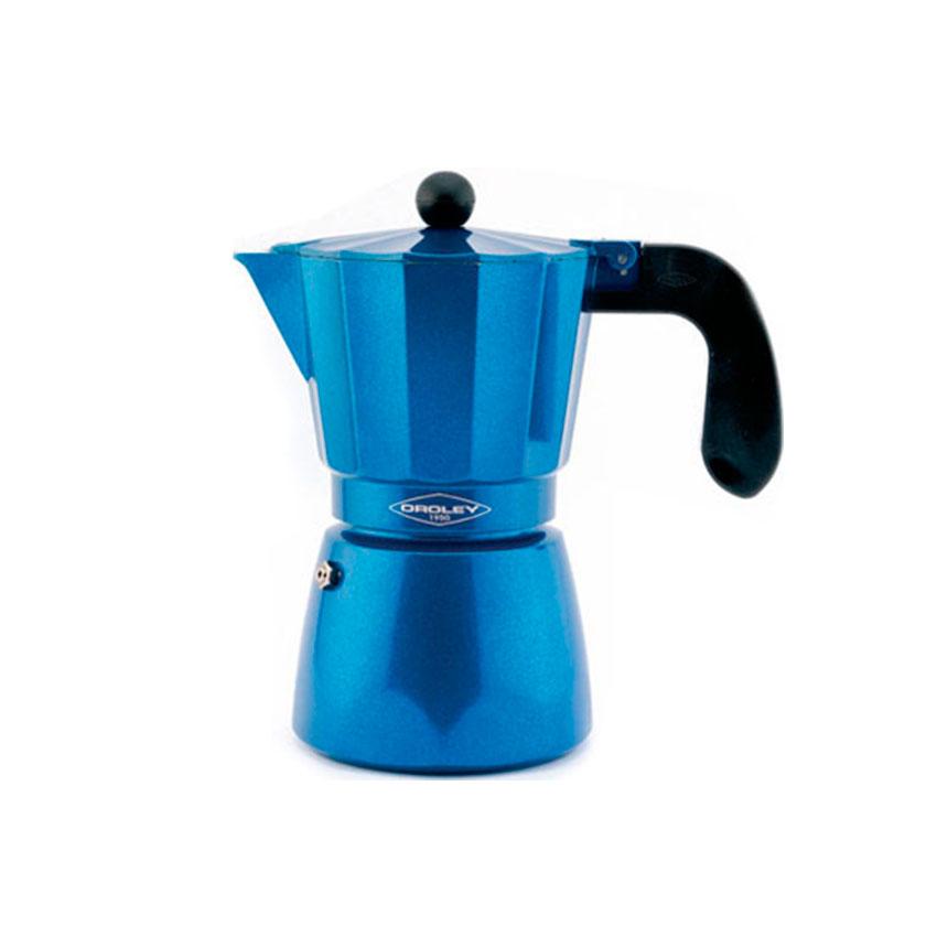 Cafetera Oroley Azul 3 a 6