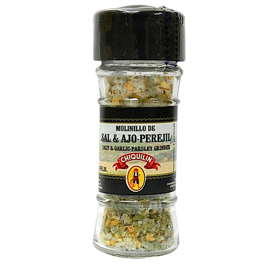Molinillo de Sal & Ajo-Per