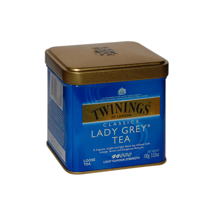Té Negro Lady Grey 100 Gr