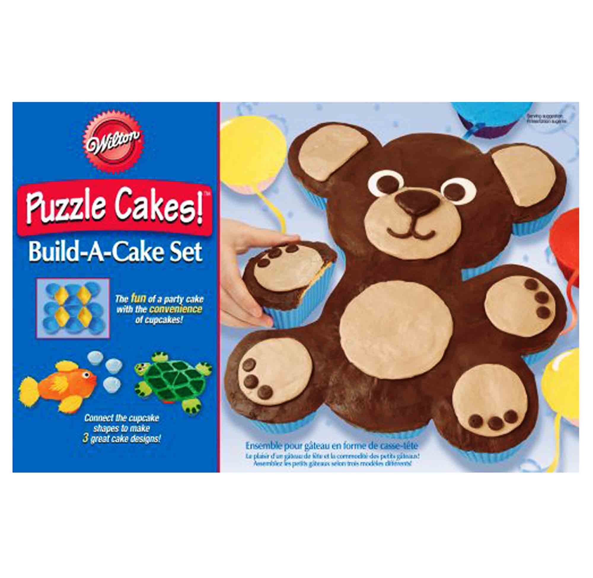 Set pasteles de Animales