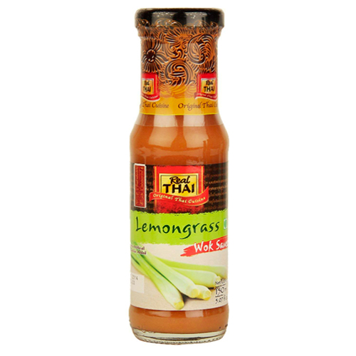 Salsa Real Thai Limoncillo