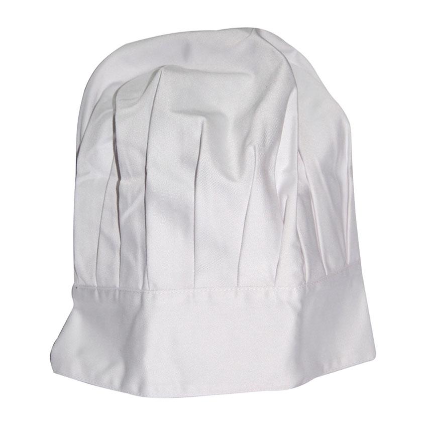 Gorro Unisex Blanco Ajusta