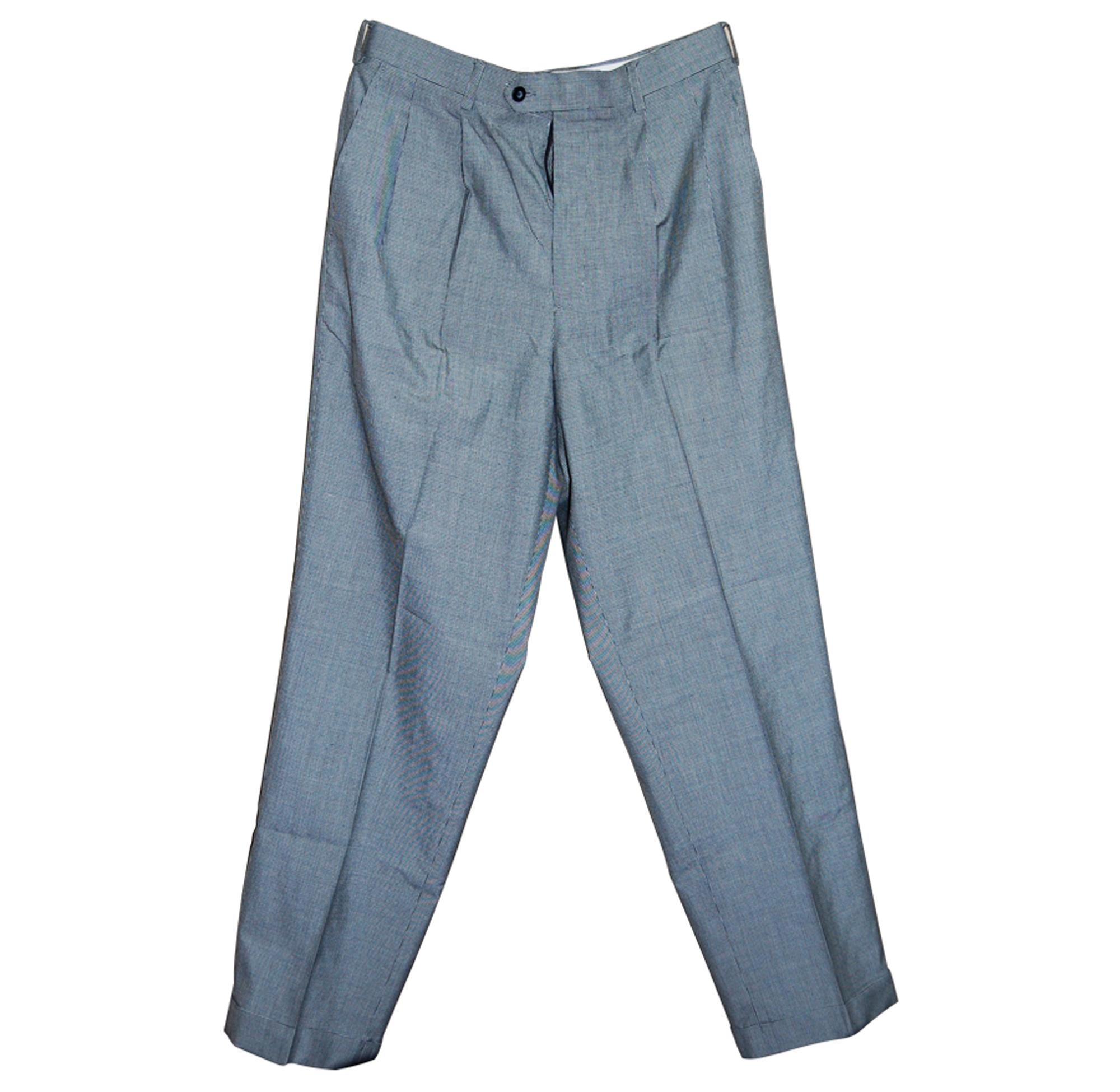 Pantalón Hombre Gris Tall
