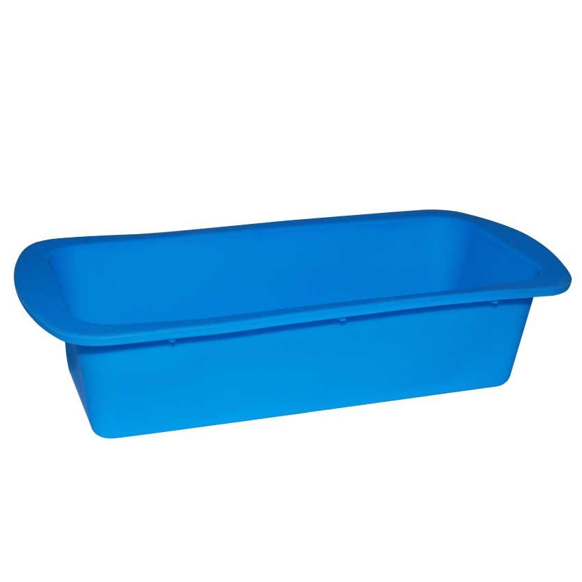 Molde de Silicona Azul