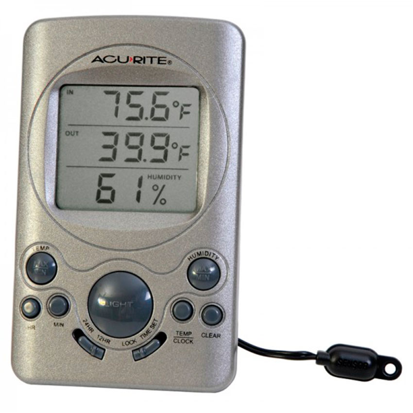 Termómetro Digital de hum