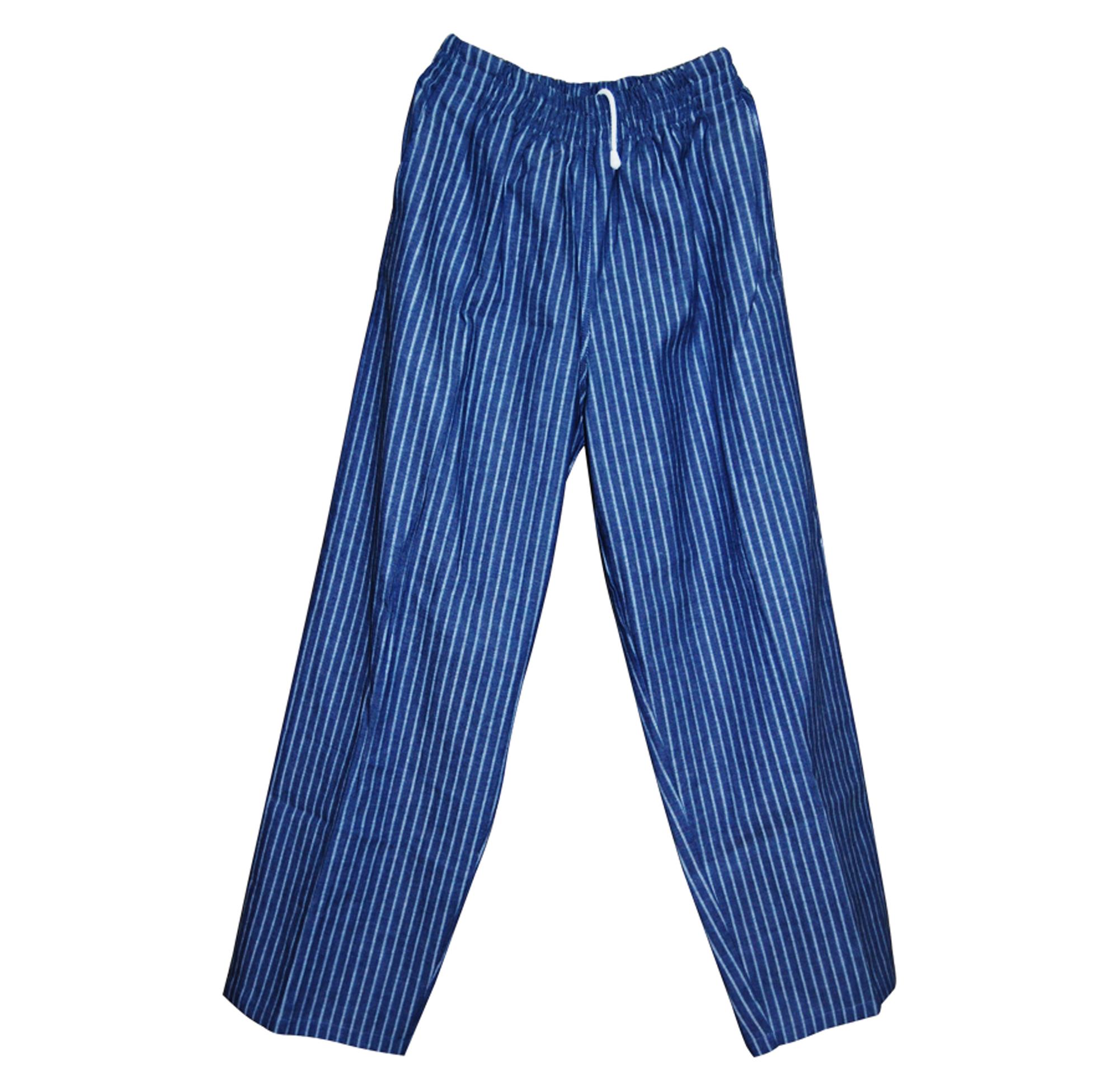 Pantalón Unisex Azul con