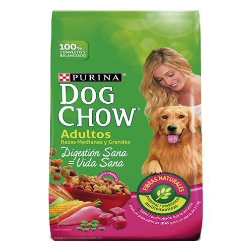 Dog Chow Adulto Razas Medi
