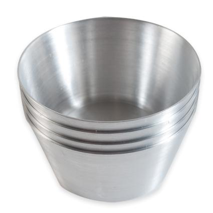 Molde Big Muffin Aluminio