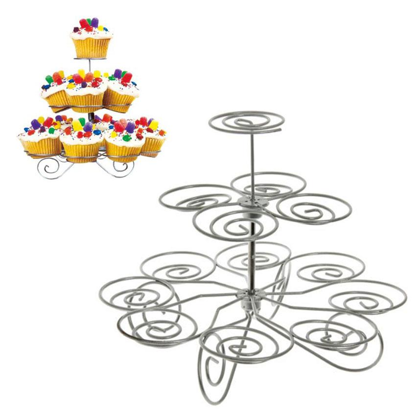 Stand Cupcake metálico