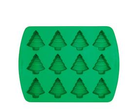 Molde Silicona Árbol navi