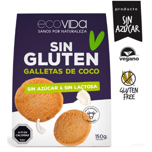 Galletas sin Gluten Coco 1