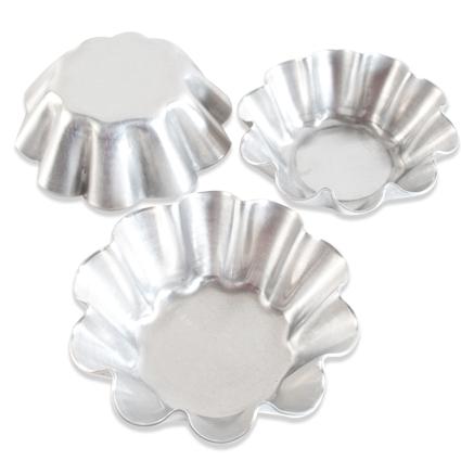 Molde Mini Tartaleta Alumi
