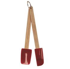 Set mini Espátula rojo