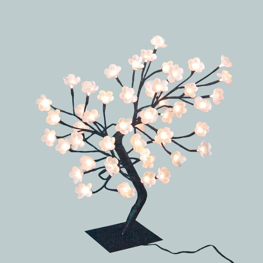 Flor del árbol 48L Led