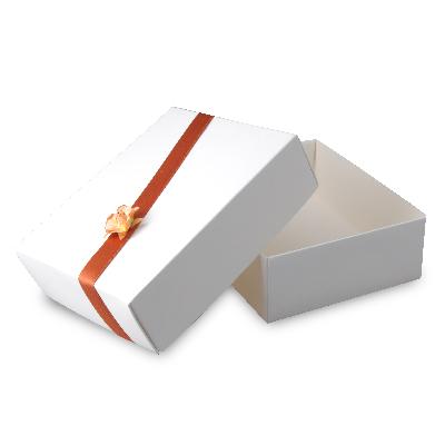 Caja Regalo blanca con Cin
