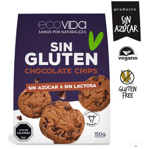 Galletas sin Gluten Chocol