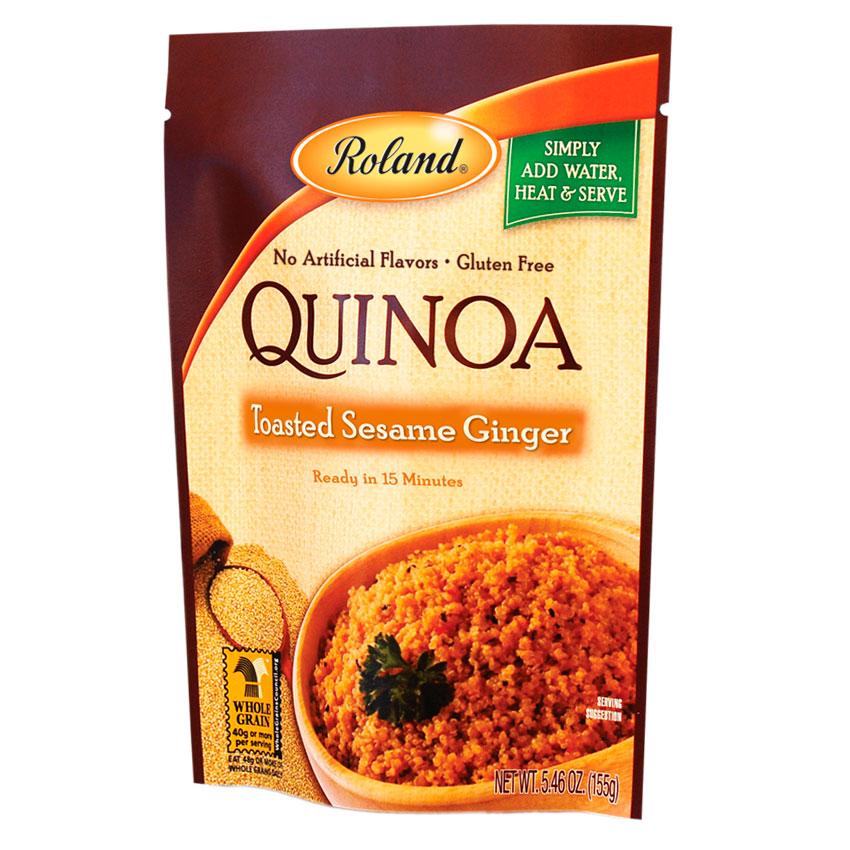 Quinoa Semillas Jengibre t