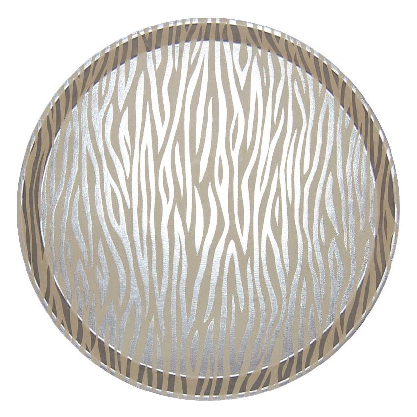 Bandeja circular Animal Pr