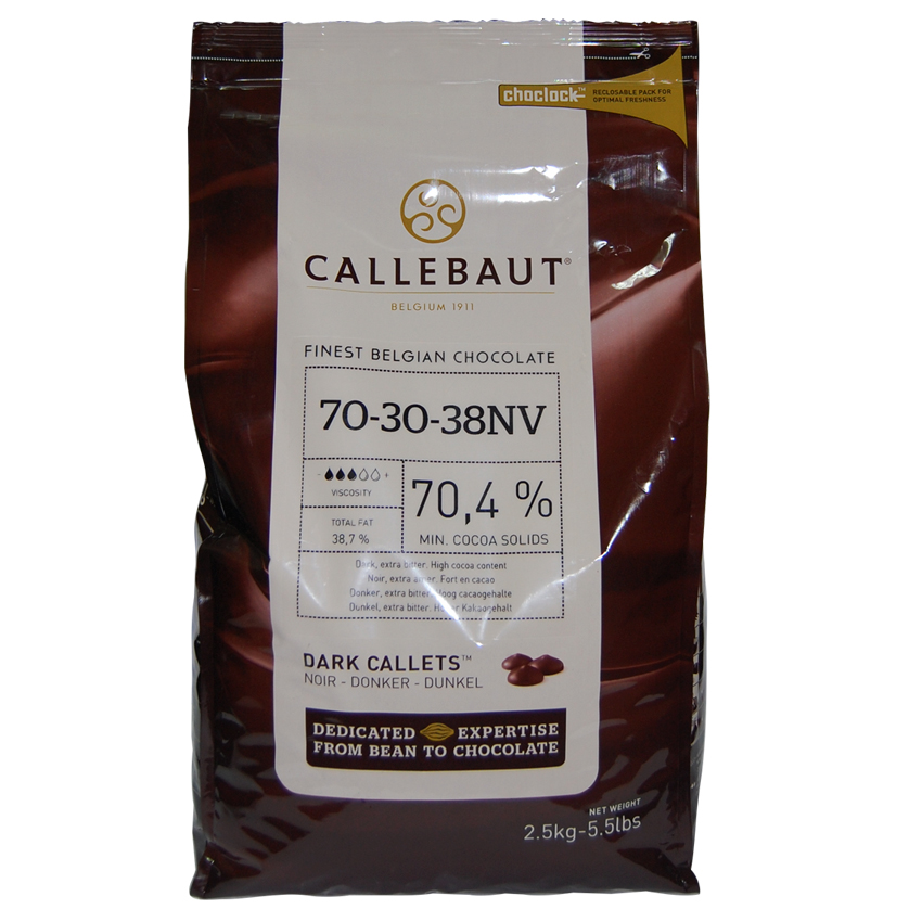 Cobertura Chocolate 70-30-