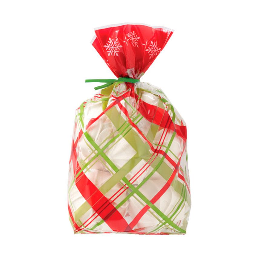 Bolsa navideña
