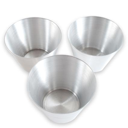 Molde Mini Muffin Aluminio