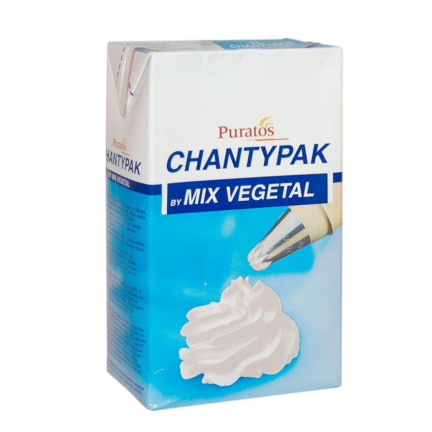Crema Vegetal Chantypak Pu