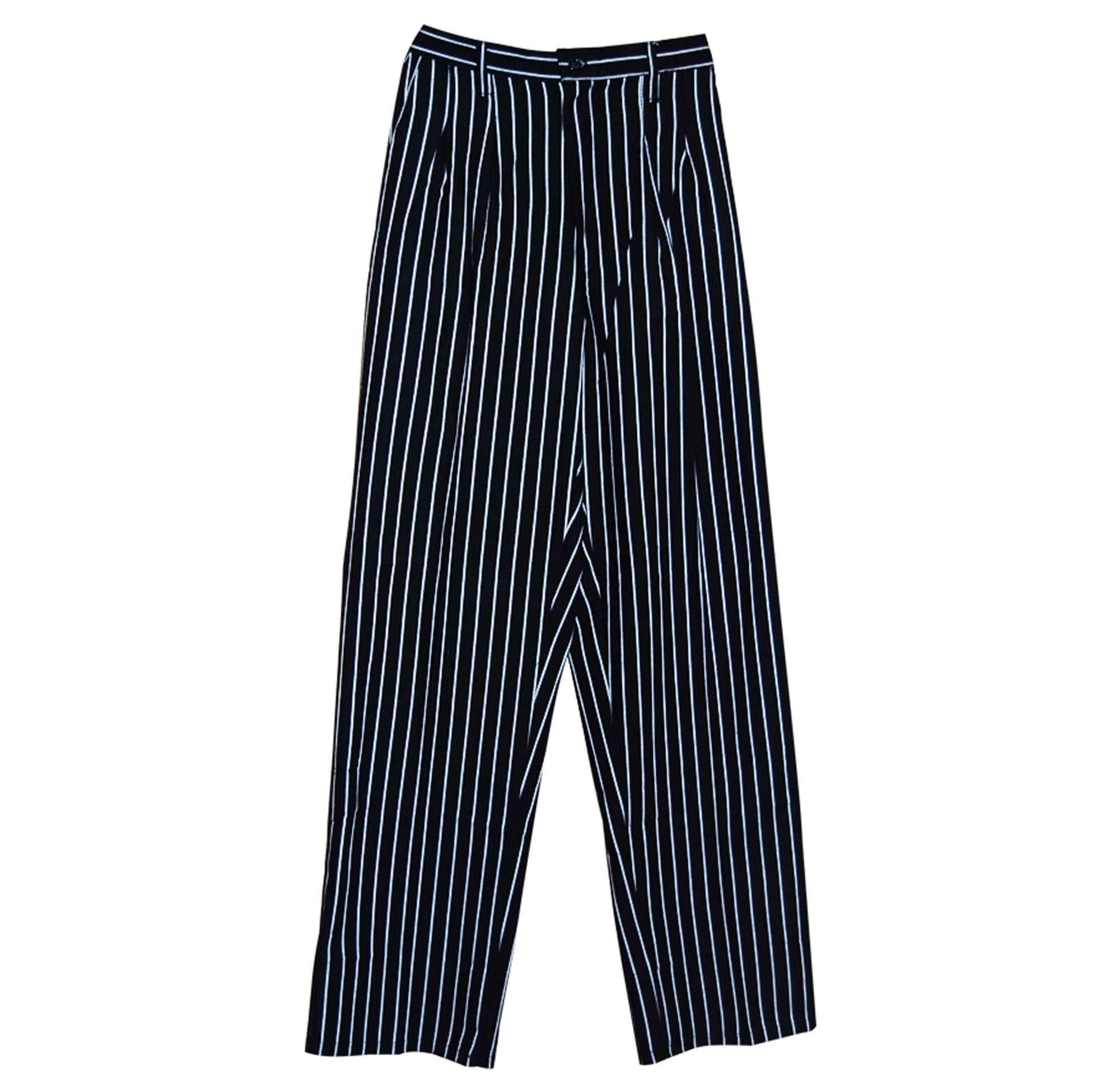 Pantalón Unisex Negro con