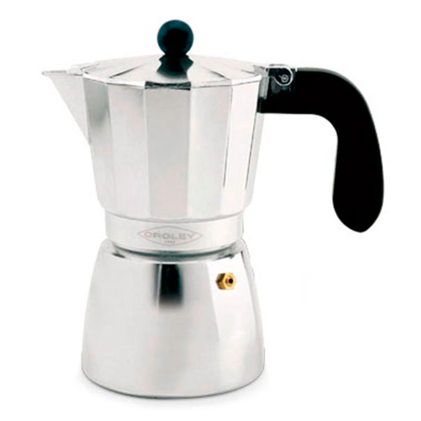Cafetera Oroley Plata 6 Ta