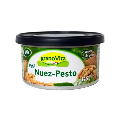 Paté Vegano sin  Gluten N