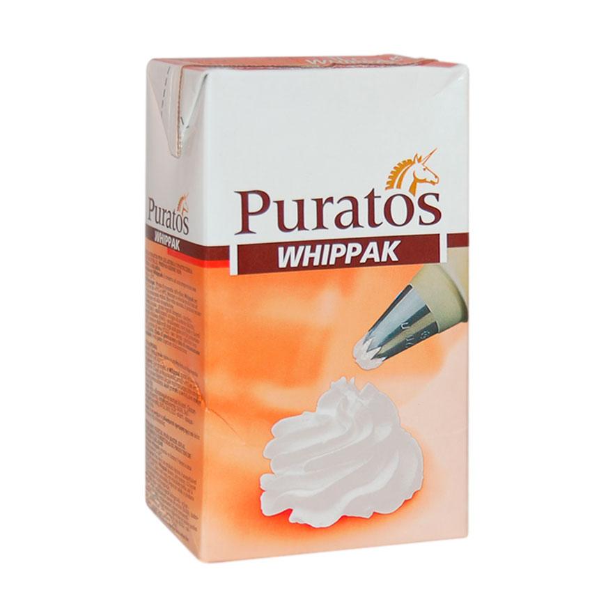 Crema Vegetal Whippak Pura